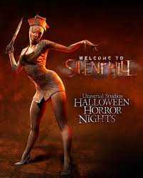 halloween horror nights universal studios orlando universal studios announces silent hill maze for halloween horror