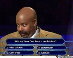 Im White Meme - i m white and i voted for watermelon i ll see myself 120477049