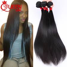 ali express hair weave mink brazilian virgin hair straight 4 pcs human hair weave bundles