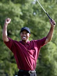 Tiger Woods 2002 Woods Wins Second Consecutive Masters Masters
