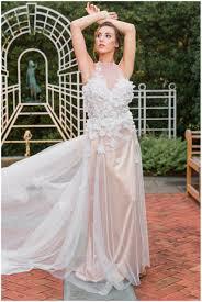 Daniel Stowe Botanical Garden by Stowe Botanical Gardens Wedding Fashion Shoot Meagankelly Designs