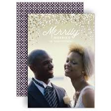 married christmas cards christmas cards for newlyweds invitations by