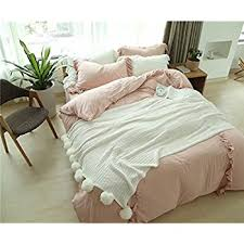 amazon com boon pompom bed couch throw blankets 50