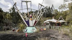 abandoned amusement park abandoned theme park in taiwan attacked by tarantulas youtube