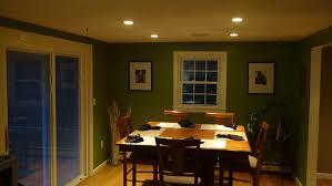 Lights Dining Room Dining Room Recessed Lighting Endearing Decor Dining Room Recessed