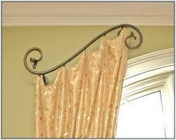 Wooden Curtain Rods Walmart Tension Curtain Rods Walmart Tfofw