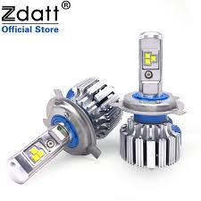 car led lights for sale clearance sale zdatt super bright h4 led bulb 80w 8000lm auto