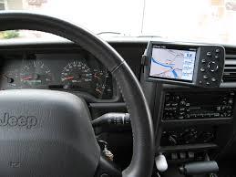 jeep xj steering wheel garmin 276c in a 2001 jeep cherokee gallery article