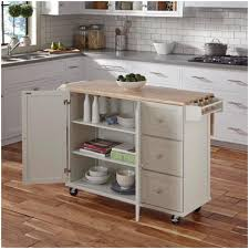 kitchen white kitchen cart with butcher block top liberty white