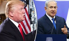 donald trump israel israel to name train station to honour donald trump after historic