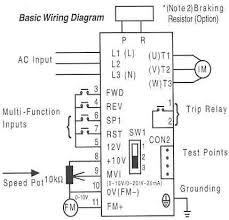 vfd wiring diagram vfd wiring diagrams instruction