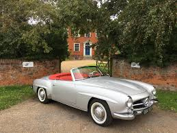 classic mercedes convertible used mercedes benz 190sl cars for sale with pistonheads