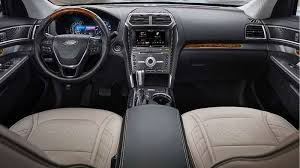 Ford Explorer 2015 Interior 2016 Ford Explorer Review Release Date Price