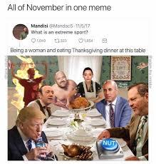 November Meme - dopl3r com memes all of november in one meme mandisi mandac5