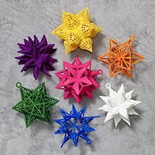 stella ornament set 7 boxed