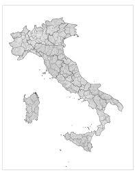 Milan Italy Map List Of Comuni Of Italy Wikipedia
