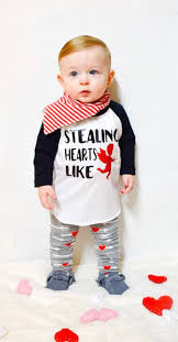 valentines baby baby boy valentines day shirt stealing hearts like cupid