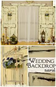 Wedding Backdrop Doors Pallet Wedding Backdrop Google Search Wedding Backdrops