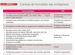 Cfe Centre De Formalités Des Entreprises Chambre D Réussir Sa Création D Entreprise Pdf