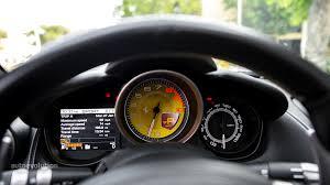 ferrari 458 speedometer ferrari california review page 3 autoevolution