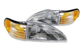 1994 mustang gt headlights how to install mustang headlights 94 98 lmr com