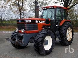 new holland ford 8830 tractor mania pinterest tractor
