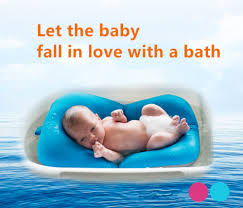 compare prices on newborn tub online shopping buy low price infant baby bath pad non slip bathtub mat newborn safety security bath seat support baby