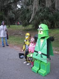 Lego Ninjago Costumes Halloween Coolest Homemade Green Ninjago Halloween Costume Boy
