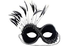 black masquerade masks for women nora black w rhinestones feathers masquerade mask for women