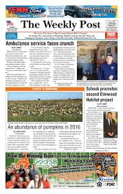 spirit halloween pekin il the weekly post 10 20 16 by the weekly post issuu