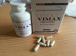 vimax natural capsules natural herbal supplement 30pills bottle