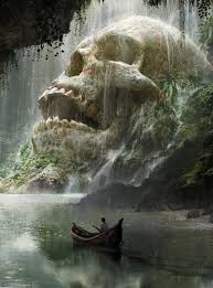 fantasy art watch u2014 skull cave by quentin mabille fantasy
