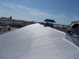 Surecoat Roof Coating by Asphalt Cap Sheet Over Corrugated Metal Jamie Barnett Pulse