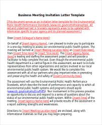 6 business e mail invitation template design templates free