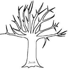 family tree coloring pages tree trunk coloring page coloring page we are all magical