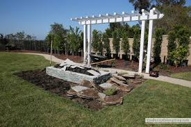 Outdoor Fire Pit Outdoor Pergola And Fire Pit The Sunny Side Up Blog