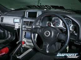 nissan r34 interior interior nissan skyline gtr r34 japanese fast cars pinterest