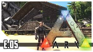 ark survival evolved gameplay s2 ep13 epic house design