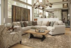 furniture traditional living room design with brown havertys