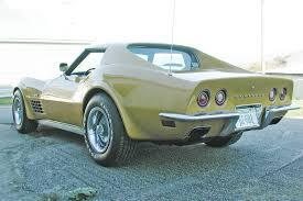 corvette stingray 71 1971 corvette stingray restoration
