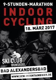 Bad Alexandersbad Anmeldeschluss Für Den 9h Indoor Cycling Marathon In Bad