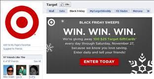 target mays landing black friday 8 powerful ways to increase your facebook following lure marketing