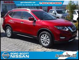 nissan murano 2017 red 2017 nissan rogue sv awd moonroof u0026 technology package new for