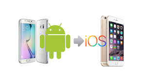 apple to android transfer how to transfer contacts from iphone to android device
