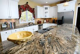granite countertop white kitchen cabinets ideas for countertops
