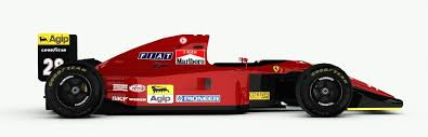 ferrari prototype f1 rosso ferrari 643 1 8 scale model products limited edition