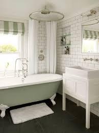 clawfoot tub shower bathroom traditional with antique bathroom