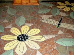Diy Bathroom Floor Ideas - uncategorized cool unique floor tiles how to install bathroom