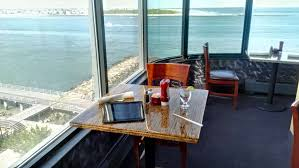 blue water grille in flagship resort atlantic city popfeeder