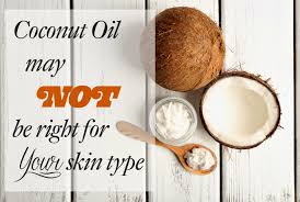 why some skin types should stop using coconut oil the mixed
